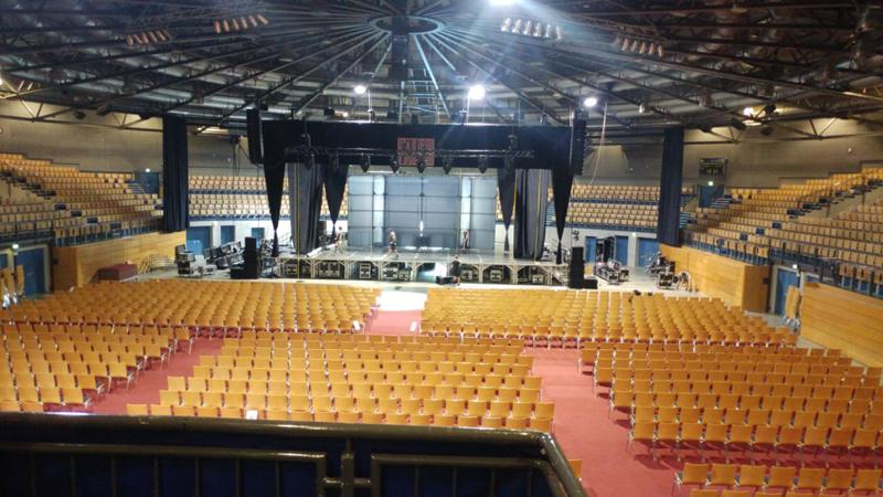 Falco Das Musical Stadthalle Zwickau Cubeboxx