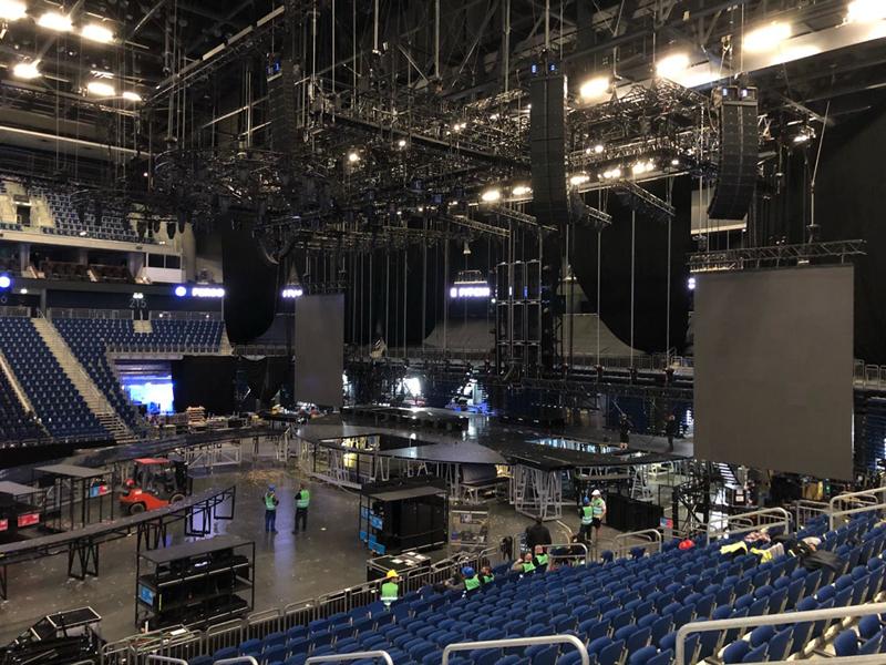 Helene Fischer Mercedes Benz Arena 2021